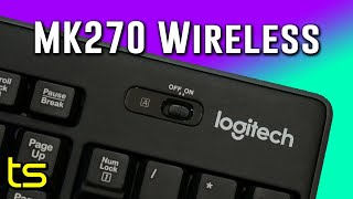 Logitech MK270 Wireless Keyboard + Mouse combo review