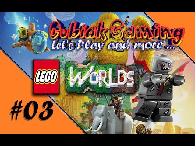 ICH HAB EIN HAUS, EIN KUNTERBUNTES HAUS ★ Let's Play LEGO Worlds #003