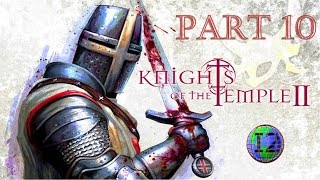 Knights of the Temple II PC Walkthrough Part 10 (ISQUARED) HD