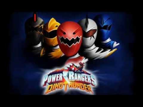Power Rangers Dino Thunder - Theme