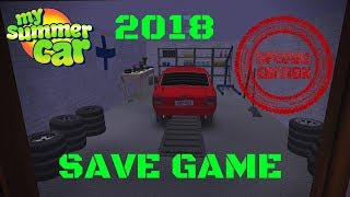 How to Teleport mod My summer car any version (teleport mode)#183