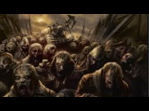 The NWO Caliphate Beast System Rising 2 || ZOMBIE APOCALYPSE || Harrowing End Time Signs &