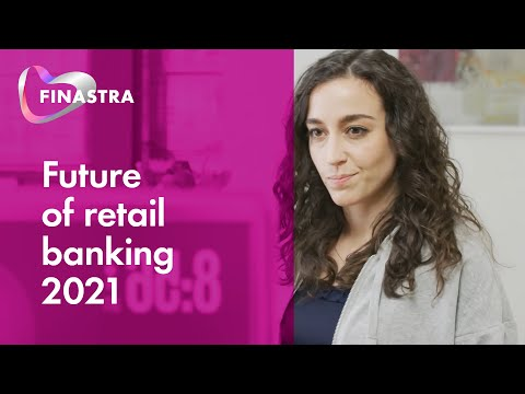 What does the future of retail banking look like in 2021?  W