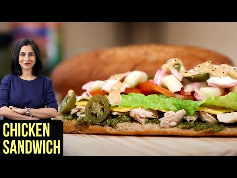 how to make subway chicken
