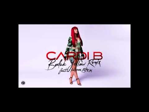 Cardi B - Bodak Yellow [Extended Remix] (feat. Kodak Black)