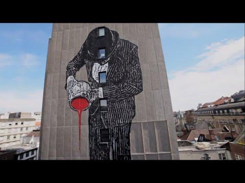 Who's Lenny? 'See No Evil' - Bristol, UK graffiti and street art event