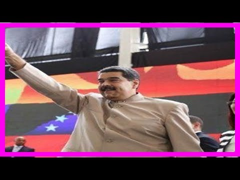Breaking News | Maduro says venezuela elections sent strong message to trump