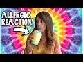 Tie-Dye Frappuccino Taste Test GONE WRONG!