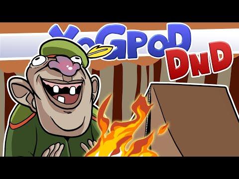 YoGPoD 32 -  DnD I'm Just Making a Camp Guys