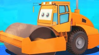 Learn Construction Vehicle Names | Videos For Children