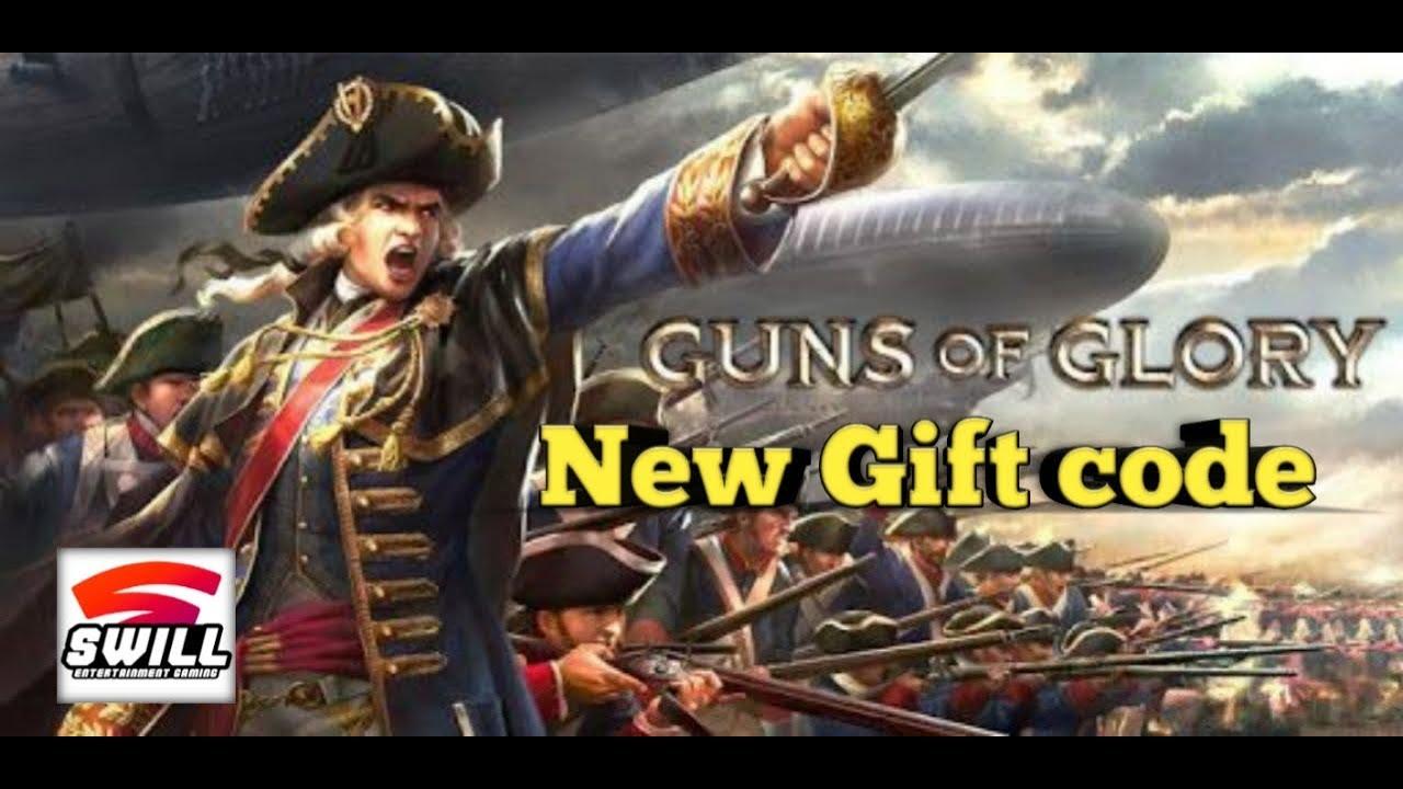 Guns of Glory | New gift code