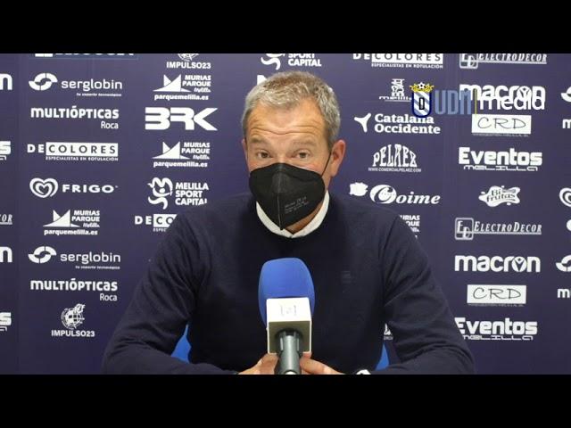 RDP | Ángel Viadero vs At. de Madrid B (FASE 2 - J7)