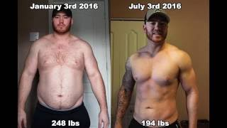 PHIL JONES - 6 month body transformation - Fat to Shredded