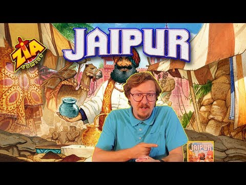How to play Jaipur by Space Cowboys