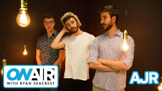 ajr performs weak acoustic   on air with ryan seacrest