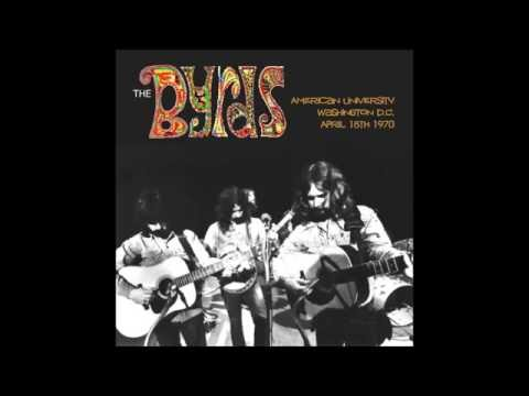 The Byrds American University 4/18/1970