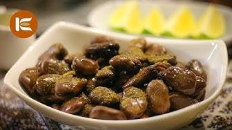 Foul Nabet - Arabisch kochen - Saubohnen - Fava beans