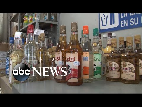 State Dept. cautions US tourists in Mexico about 'tainted' alcohol
