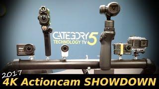 4K Actioncam Showdown - DJI   Olympus   Garmin   Sony   Nikon   SJCAM