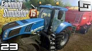 Farming Simulator 2015 : FASTEST TRACTOR MOD EVER! ( Gameplay ) E23