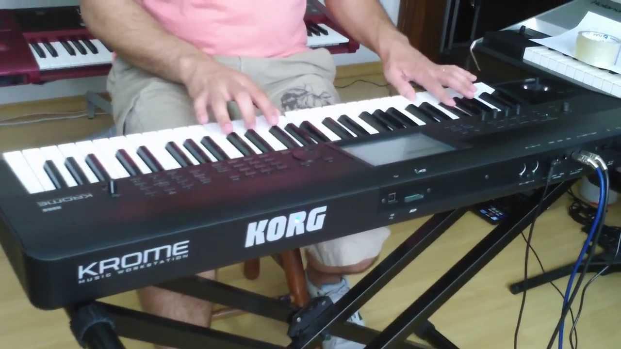 Classic Yamaha Keyboards