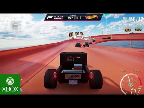 Forza Horizon 3: Hot Wheels стал самым высокооцененным DLC в истории эксклюзивов Xbox