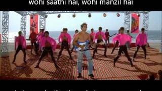 O O Jaane Jaana *HD* (with lyrics and English translation)