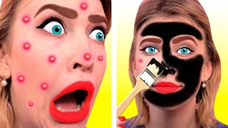 Beauty Lifehacks For Girls | Cool Ideas for Every Day by Ideas4Fun