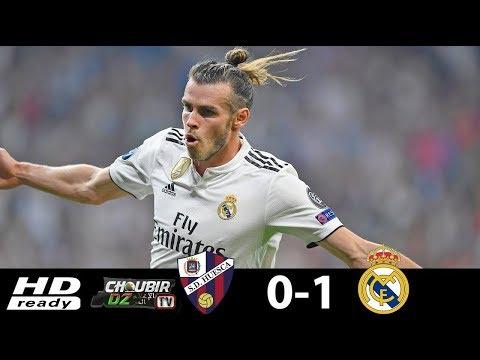 Huesca vs Real Madrid 0-1 La Liga 09/12/2018 thumbnail