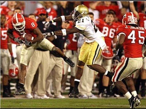 Georgia Tech vs Georgia 2004