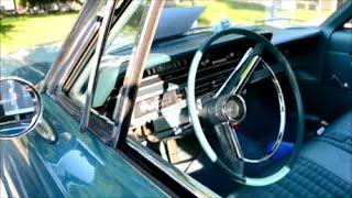 '65 FORD GALAXIE 4 DOOR SEDAN + 66 GTO