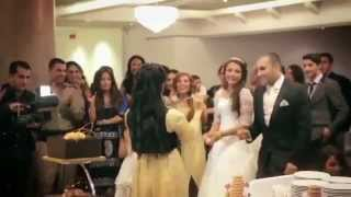 شوفو رقص العروسين زفاف كردي Kurdish Dance halay govend
