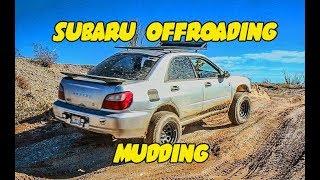 SUBARU 4x4 OFF ROAD & MUDDING. Extreme Compilation #1