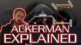 How does Ackerman Steering actually work? Pro and Anti Ackerman Explained thumbnail