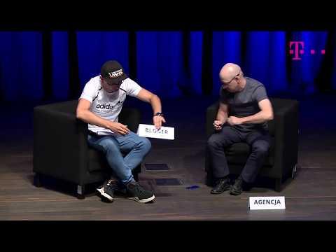 Blog Forum Gdańsk 2017 — RING: Agencja vs Bloger (Edwin Zasada vs Michał Szafrański)