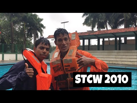 STCW 2010 | Maritime swimming training | SNS maritime institute | VASHI