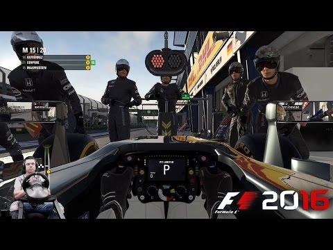Гран-при Австралии 2016 Мельбурн McLaren-Honda Formula 1 Team - F1 2016