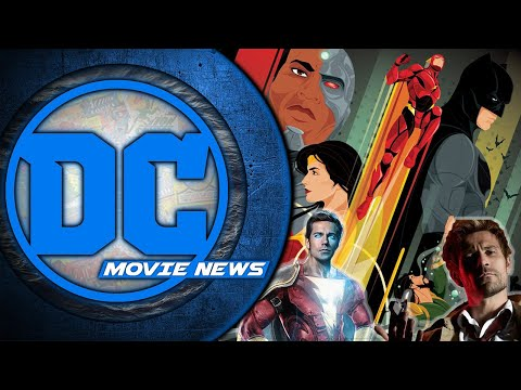 We have a Shazam, Henry Cavill and Gal Gadot Speak Their Mind, and More | DC Movie News