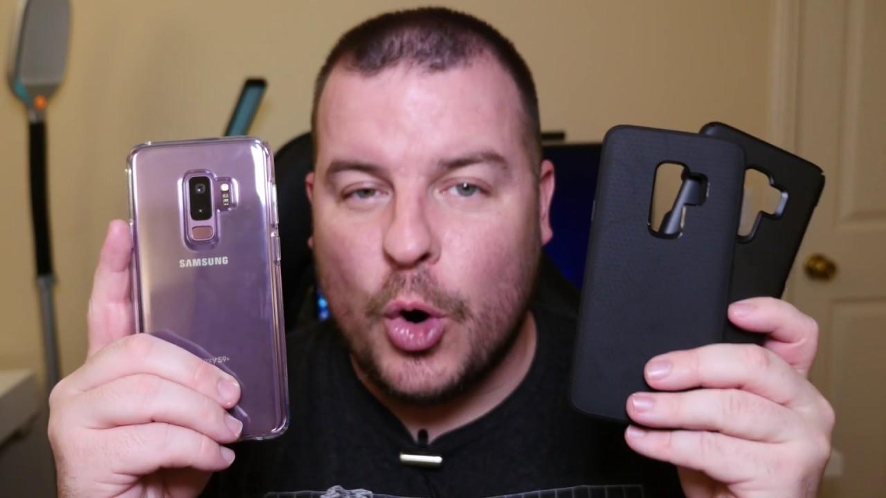 promo code 3dffb 2aab1 Galaxy S9 Plus Spigen Liquid Air, Liquid Crystal, Thin Fit Cases