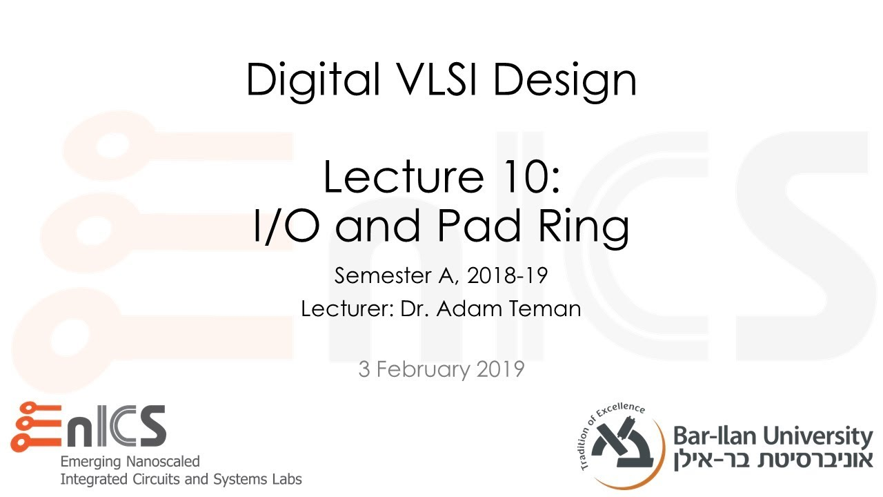 Circuits Interconnections and Packaging for Vlsi