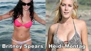 Britney Spears & Heidi Montag