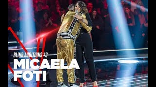 "Micaela Foti  ""Lost On You"" - Blind Auditions #3 - TVOI 2019"