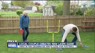 First-n-Ten is Western New York's hottest new lawn game