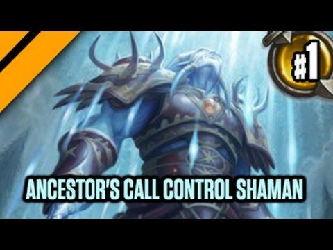 Day[9] Hearthstone Decktacular #310 - Ancestor's Call Control Shaman