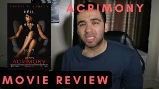 Tyler Perry's Acrimony - Movie Review