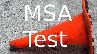 ICBC MSA Test