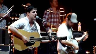 Mumford & Sons - Lover's Eyes (NEW SONG) Live - Raleigh NC 6/8/11