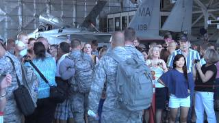 104th Fighter Wing Homecoming