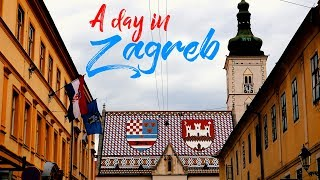 A DAY IN ZAGREB || MUSEUM OF BROKEN RELATIONSHIPS || CROATIA VLOG #2
