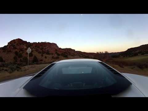 McLaren MP4-12C - Raw Video